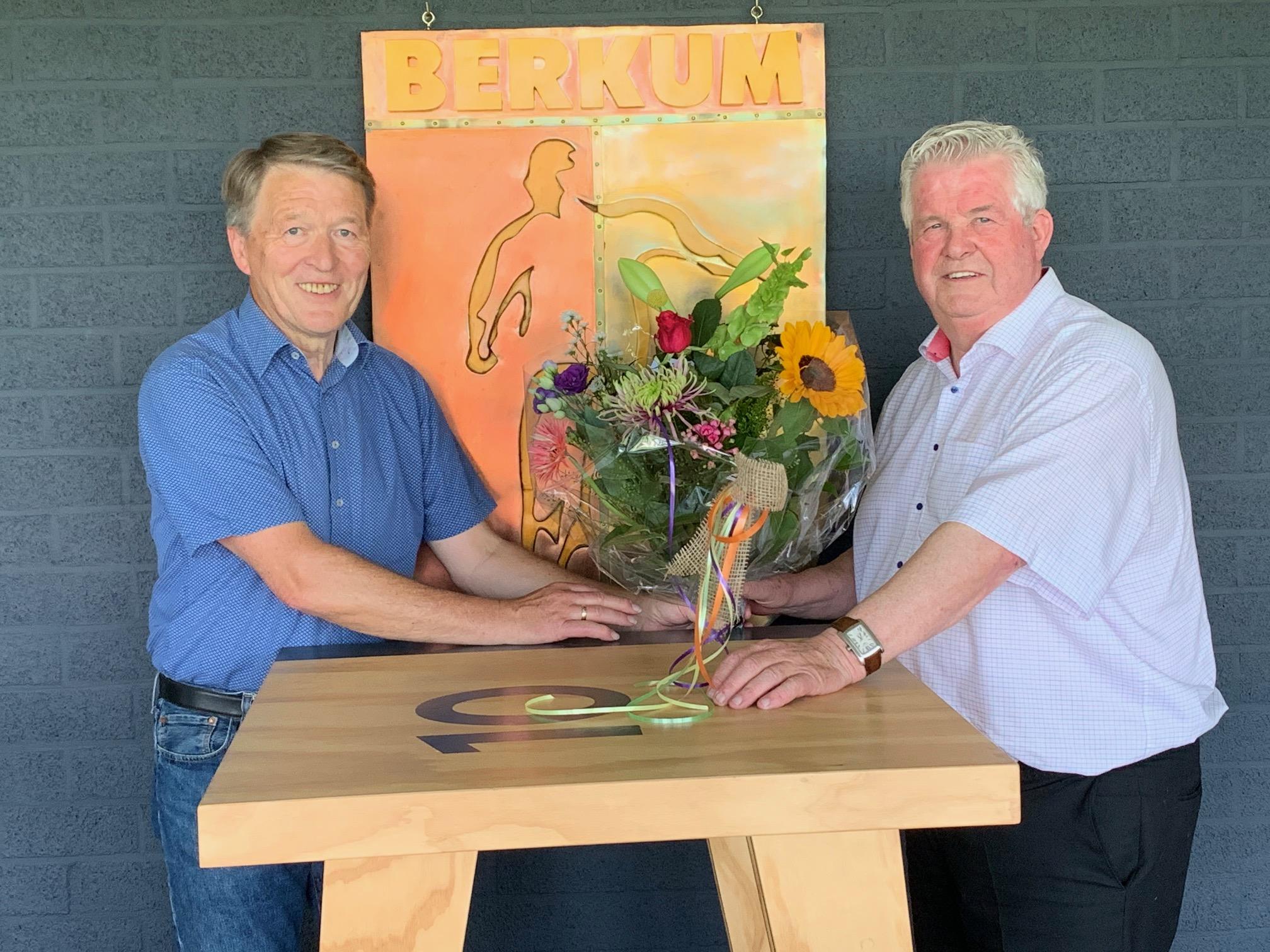 Twentrac 25 jaar sponsor van Berkum