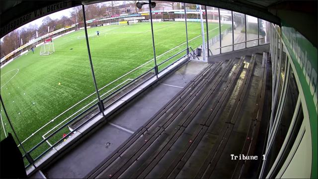 Bewakingscamera's op sportpark De Vegtlust