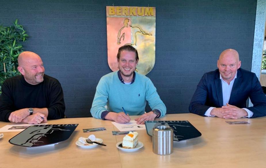 Breman nieuwe hoofdsponsor VV Berkum