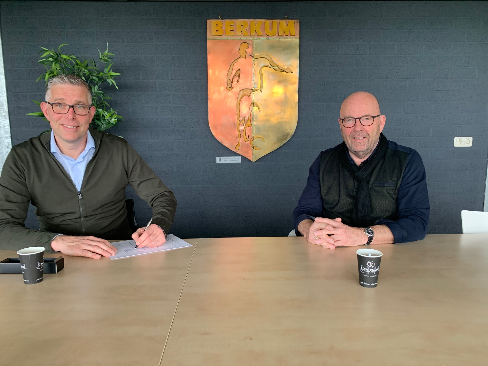Brouwers Accountants verlengt co-sponsorschap