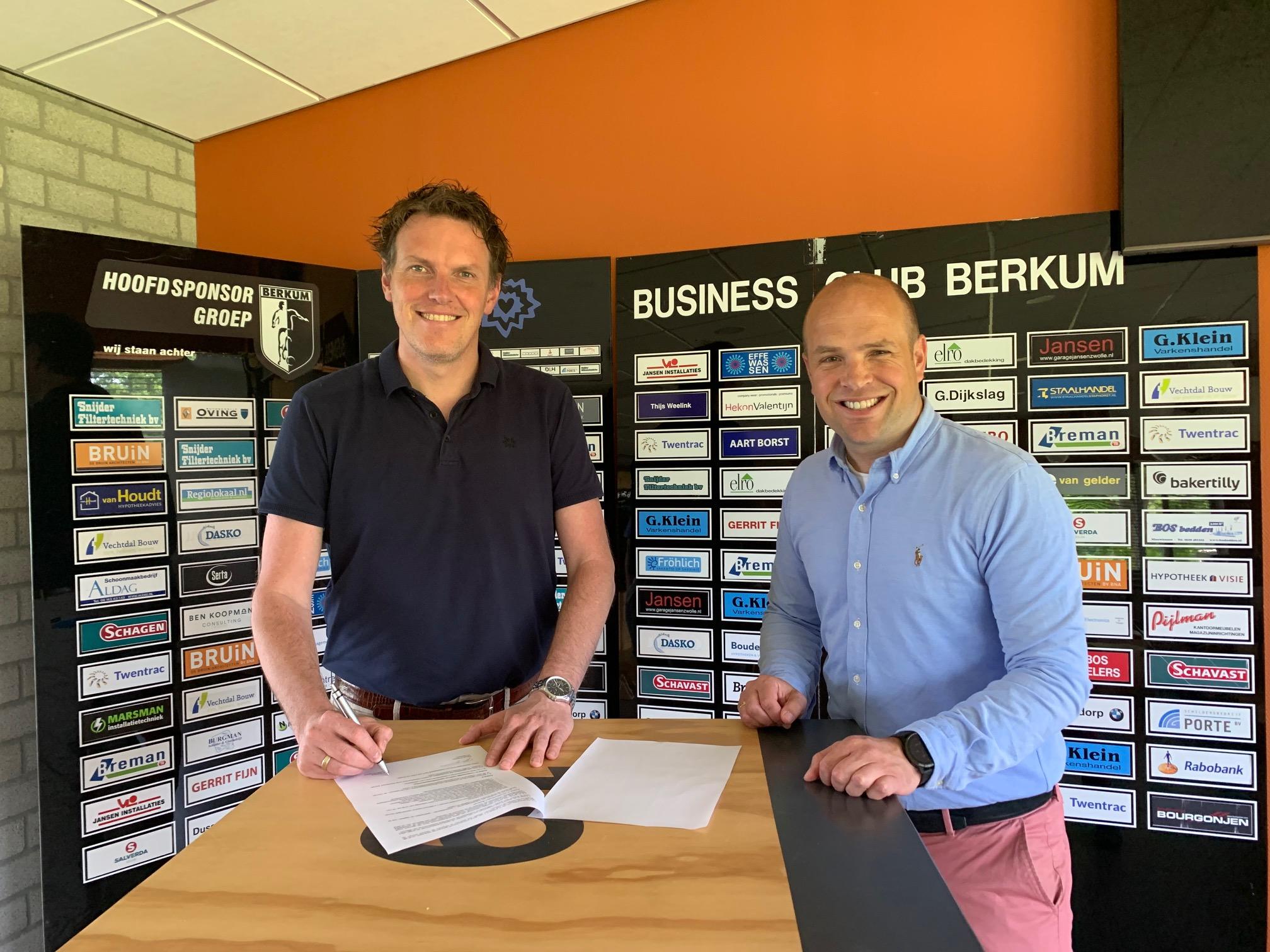 Eurosafe Solutions co-sponsor vv Berkum