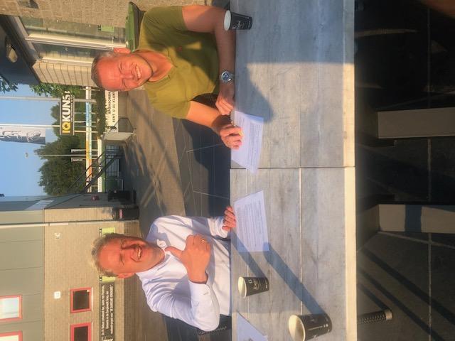 VV Berkum en Flier Sport & Fashion tekenen kledingovereenkomst
