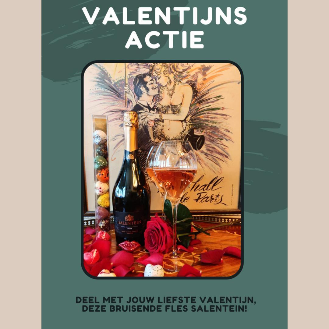 Valentijnsactie Het Wijnhuis