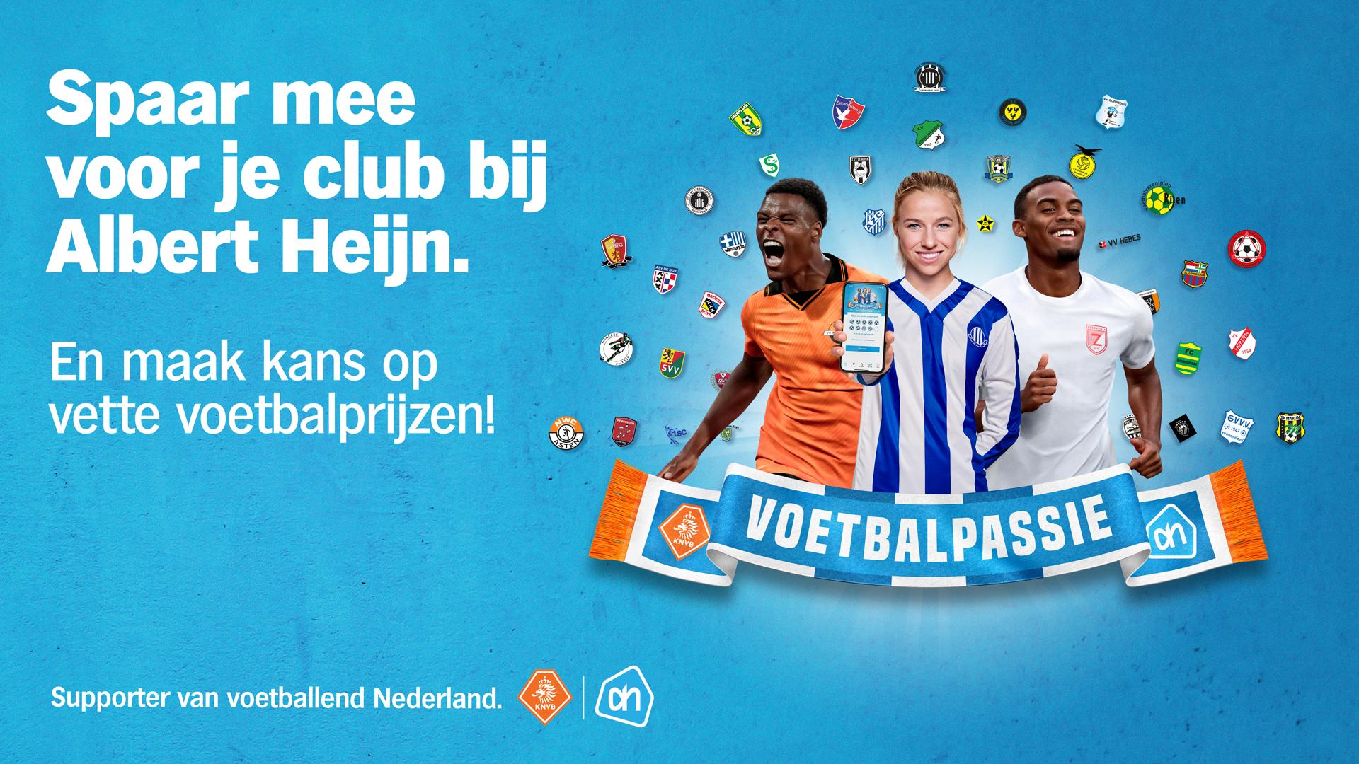 Spaar mee voor de inrichting van de nieuwe kantine met Voetbalpassie!