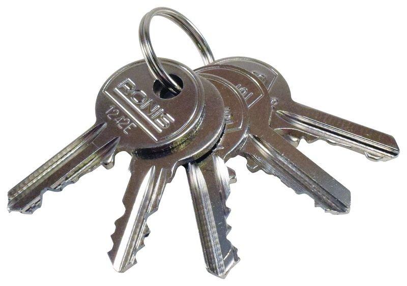 Laatste kans: nieuwe sleutels